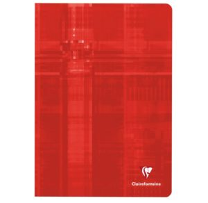 CAHIER 17X22 96P 5X5 CLAIREFONTAINE