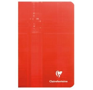 CARNET 11X17 SEYES 96P CLAIREFONTAINE
