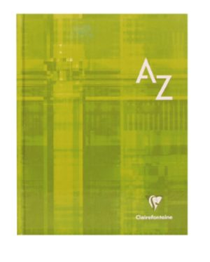 REPERTOIRE A4 5X5 192P CLAIREFONTAINE