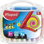 CRAYONS GEL MAPED SMOOTHY