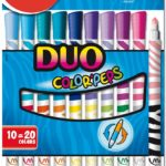FEUTRES MAPED COLOR PEP S DUO