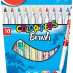 FEUTRES MAPED COLOR PEPS BRUSH