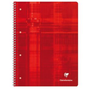 CAHIER A4 STUDIUM SEYES CLAIREFONTAINE