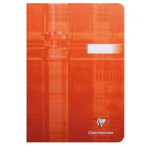 CARNET A5 5X5 96P CLAIREFONTAINE