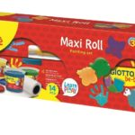GIOTTO BEBE MAXI ROLL PAINTING SET