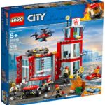 LEGO CITY L EXTINCTION DU BARBECUE