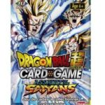 DRAGON BALL Z BOOSTER SERIE 3