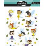 STICKERS COOKY LIBELLULES MAILDOR