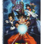 DRAGON BALL CARNET