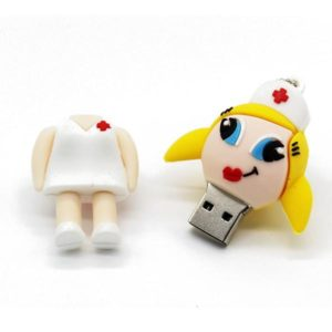 CLE USB INFIRMIERE KITTY