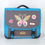 CARTABLE 38CM POLFOX LOVE BUTTERFLY