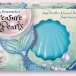 RAVENSBURGER TREASURE PEARLS STARTER SET FRIENDSHIP