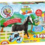 CRAZE FLO ME CLOUD SLIME SET MODELAGE LICORNE