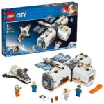 LEGO CITY LA MISSION D ENTRETIEN DU SATELLITE