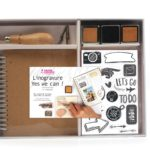 GRAINE CREATIVE KIT LINOGRAVURE