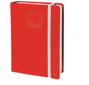 QUO VADIS CARNET LIFE JOURNAL DOTS POINT BLACK EDITION